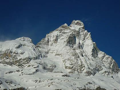 Breuil Cervinia Cervino Matterhorn