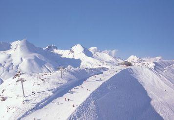 La_Thuile_Ski_Resort_Italy - La Rosiere France