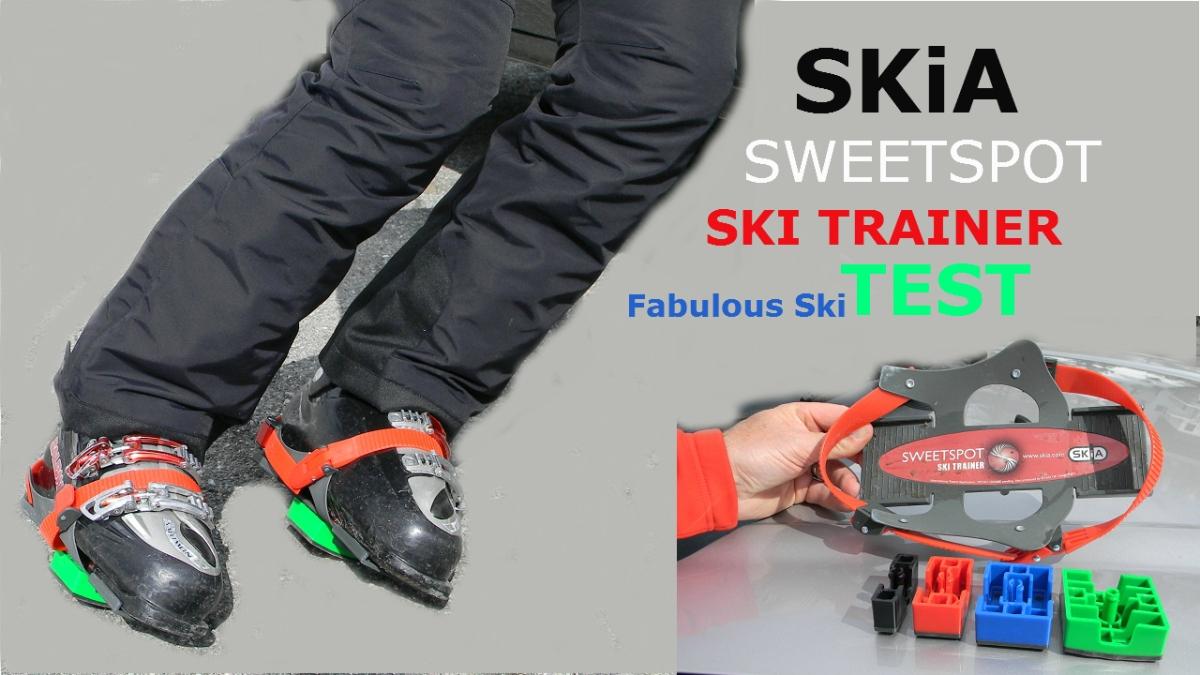 Skia Sweetspot Dryland Balance Trainer for Skiing